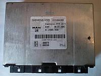 Блок электронный FFR MAN 4-Serie TGA 2000-2008; 81.25805.7038