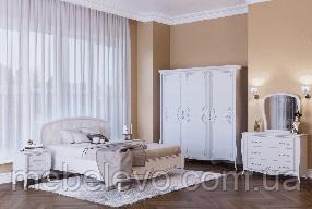 Спальня Тереза 3Д ясень белый   Світ Меблів