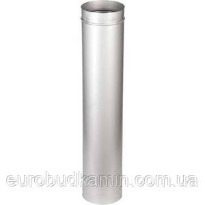 Дымоходная труба из нержавейки L-1м D80