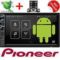 "Автомагнитола 2DIN Pioneer FY6516-3B Android 6, 3USB/Wi-fi/GPS/BT/7"""