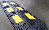 Искусственная дорожная неровность Лежачий полицейский, 500х500х50мм