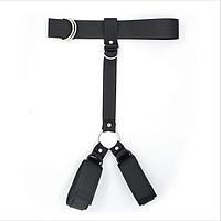 Воротник с наручниками БДСМ, фото 1