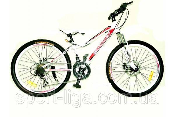 """Велосипед горный Crosser Force G-FR/D-1 24"""""""