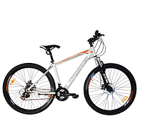"Велосипед горный Crosser Faith G-FR/D-1 26"" белый"