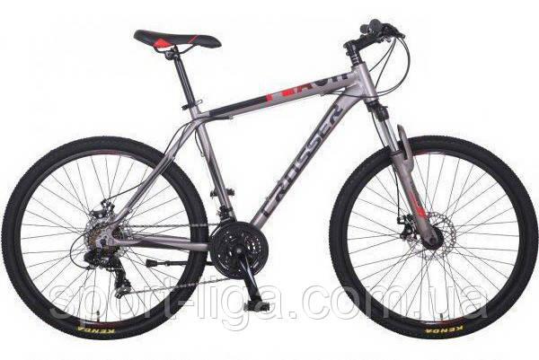 """Велосипед гірський алюмінієвий Crosser Flash -1 17"""" 24"""""""