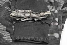 Брюки спортивные мужские трикотажные под манжет - камуфляж, фото 3