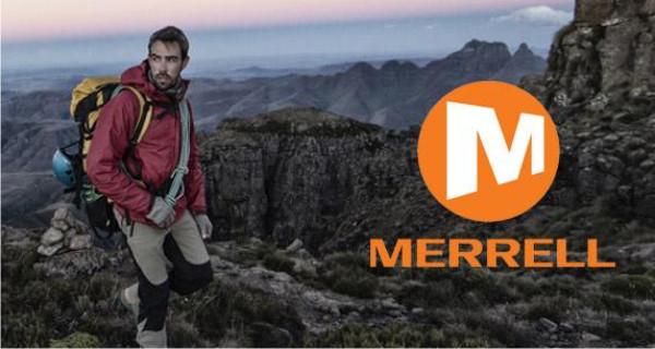 Мужская одежда Merrell