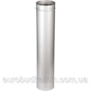 Дымоходная труба из нержавейки L-1м D500