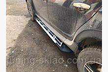 Силовые пороги Dacia Duster I (вариант Sunrise)