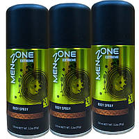 Дезодоранты мужские MENZONE 150ml для тела EXTREME