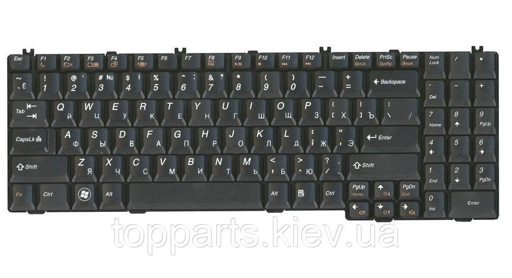 Клавиатура для ноутбуков Lenovo IdeaPad G550, G555, B550, B560, V560 S