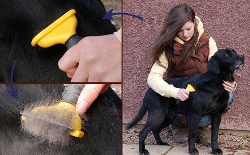Фурминатор для расчесывания домашних животных FUBnimroat