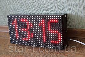 Часы настенные цифровые