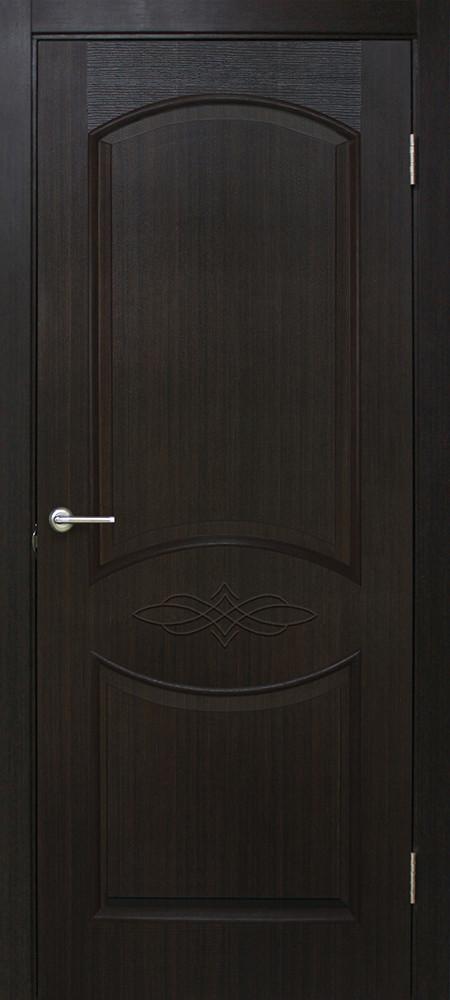 Двери Омис Даниэлла ПГ ПВХ венге