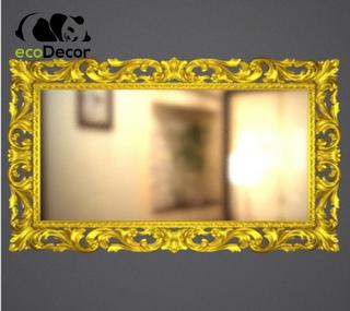 Зеркало настенное Samarkand в золотой раме