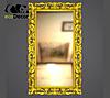 Зеркало настенное Samarkand в золотой раме, фото 2