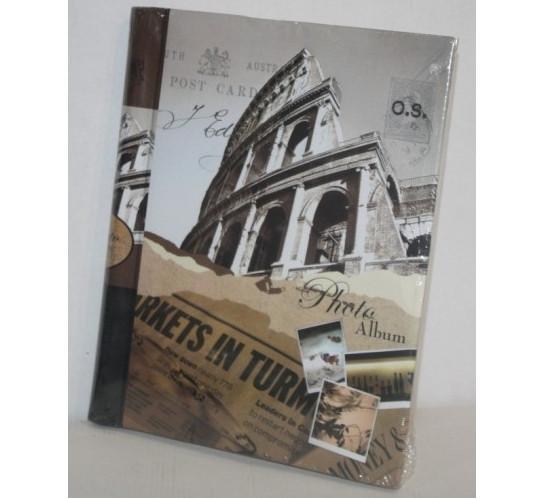 Фотоальбом на 20 магнитных листов Колизей