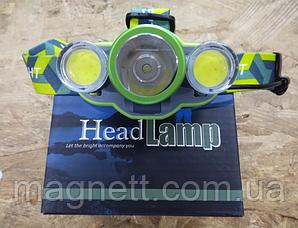 Налобный фонарь Head Lamp Brightness