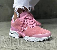 Женские кроссовки Nike Air Max Jewell Pink Найк Аир Макс розовые, фото 2 71024af4824