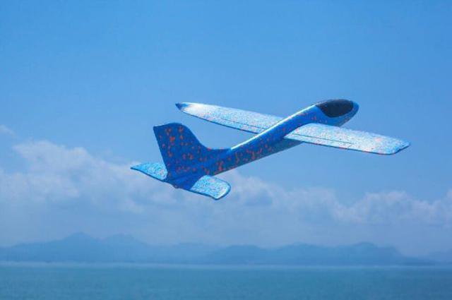 Самолеты и планеры метательные
