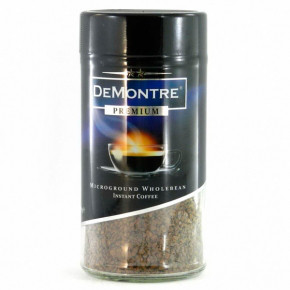 Кава розчинна Де Монтрі