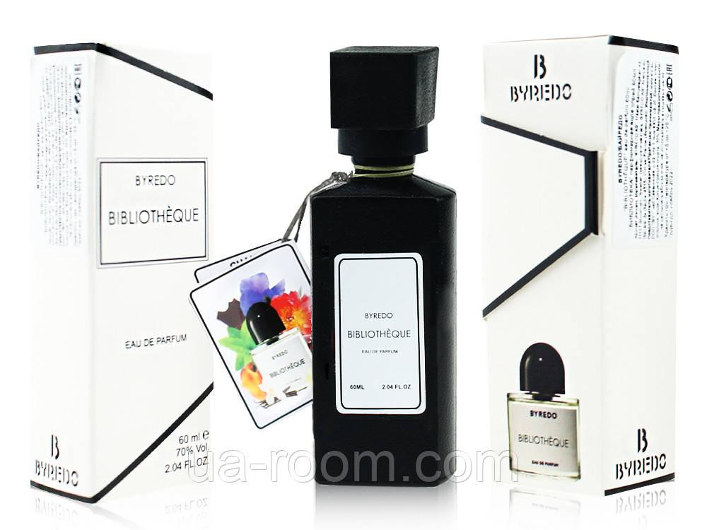 Мини-парфюм 60 мл. Byredo Biblioteque