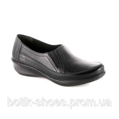 Inblu DL07X8-014 туфли женские кожаные черные недорого в интернет ... 2df4418522f12