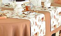 Набор скатертей Ideia Капучино 150*220 см арт.8-11460