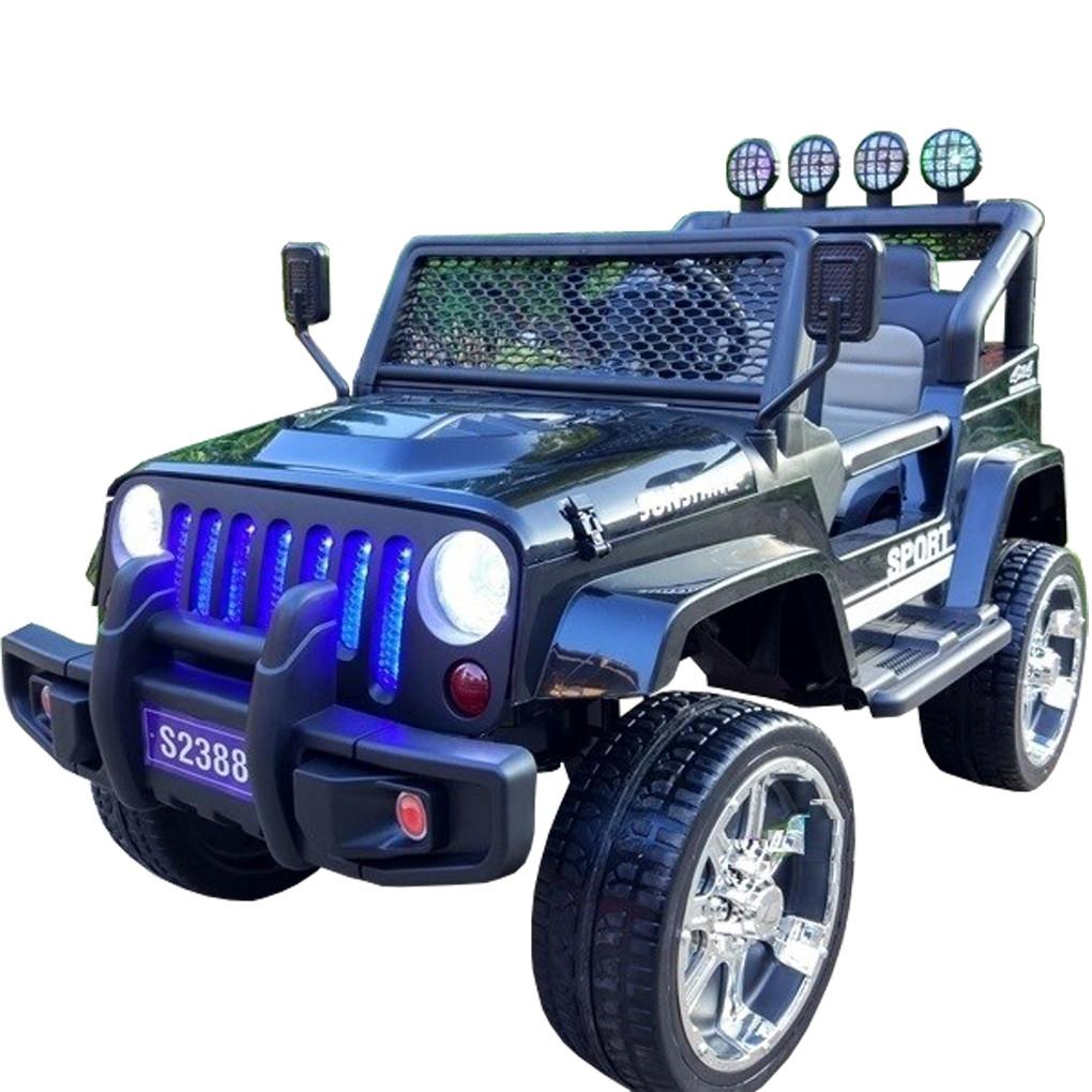 Электромобиль Джип TY2388 BLACK 76301