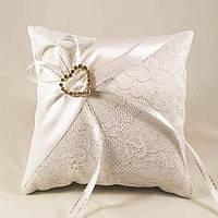 Свадебная подушечка для колец №27
