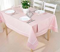 Набор скатертей Ideia Скарлетт розовый 160*240 см арт.08-9150
