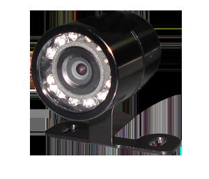 Камера заднього відас підсвіткою метелик, універсальна, кольорова, LM-700T над номер