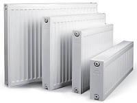 Стальной радиатор KERMI FTV (FKV) 10 400x 400 (нижнее подключение)