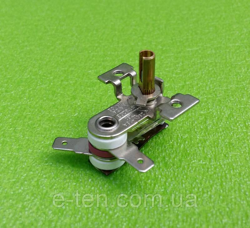 """Терморегулятор KST820B / 16А / 250V / T250 / 3 ізолятора (""""з вушками"""") для обігрівачів, електродуховок"""