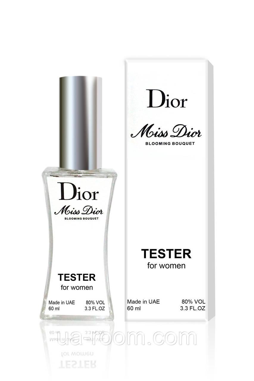 Тестер женский Christian Dior Miss Dior Cherie Blooming Bouquet, 60 мл.