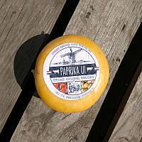 Сыр фермерский паприка Paprika 1шт, ± 480г