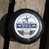Сыр голландский авторский Truffel с трюфелем 1шт, ± 480г