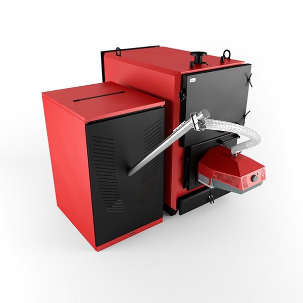 Пеллетный промышленный котел Marten Industrial-T Pellet 300 (Мартен Индастриал)