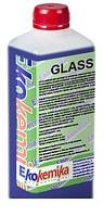 Концентрированное средство для мойки стекол на основе этилового спирта GLASS
