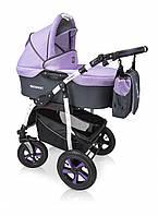 Детская коляска Verdi Sonic 3в1 06 лилово-графитовый цвет