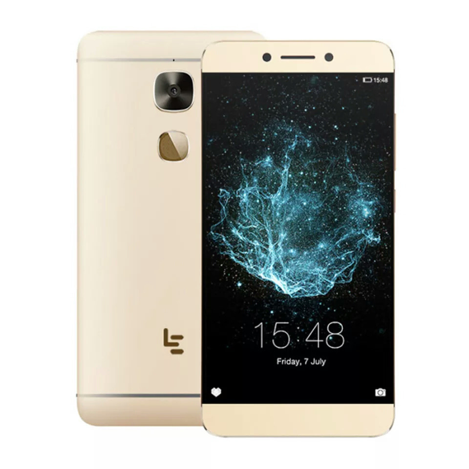 "Смартфон Leeco Le S3 X522 Gold 5.5"" 3/32Гб Snap 652+чехол+наушники+пленка"