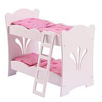 Двухъярусная кровать для кукол KidKraft Lil' Doll