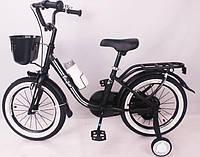 "Детский Велосипед ""CASPER-16"" Black, фото 1"