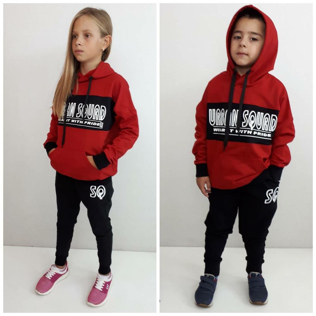 34133007 Стильный спортивный костюм SQ на подростков 160 см - Интернет-магазин