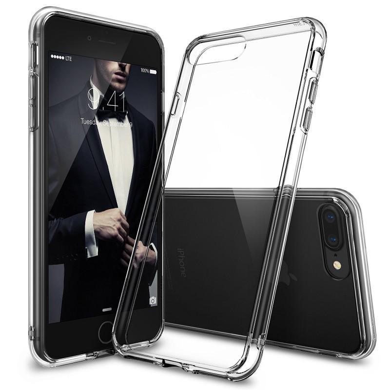Бампер для iPhone 7 Plus, Ringke Fusion, Crystal View (829746)