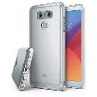 Бампер для LG G6 (H870DS), Ringke Fusion, Crystal (RCL4314)