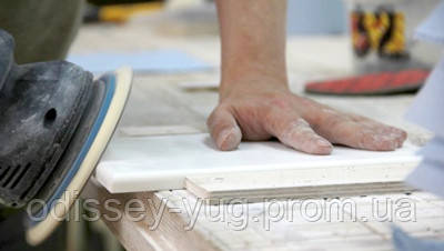 обработка искусственного камня