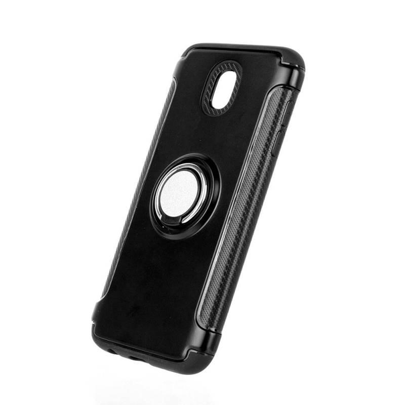 Накладка противоударная с магнитом и кольцом для Samsung J5 (Galaxy J5