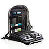 """Рюкзак Bobby антивор, школьный ранец с USB-выходом 15,6"""" 2 цвета - Фото"""