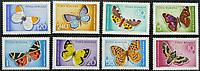 Румыния 1969 бабочки  - MNH XF
